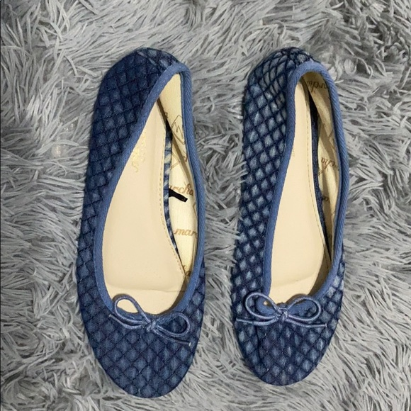 Shoes - Denim Ballet Flats